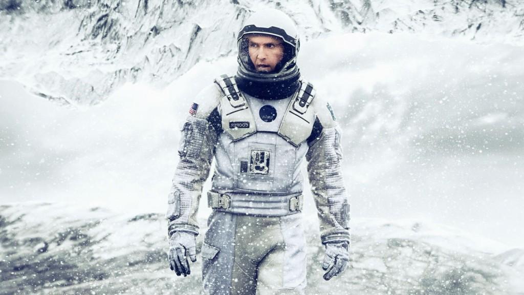 Becoming Matthew McConaughey: INTERSTELLAR Reflections on